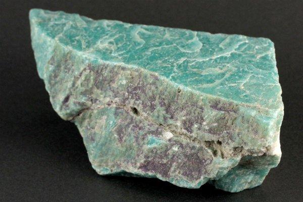 ブラジル産 アマゾナイト 原石 539g