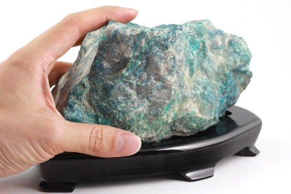 クリソコラ 置石 1.52kg