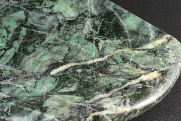 ナミビア産翡翠 (ナミビアンジェイド) 置石 996g