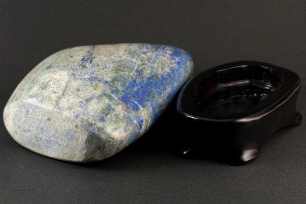 ラピスラズリ 置石 1.1kg