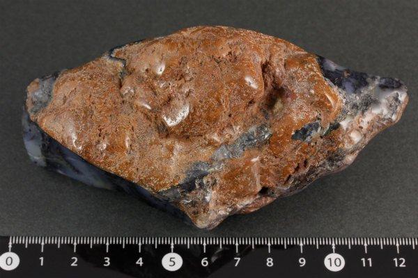 デンドリティックアゲート 原石 磨き 386g