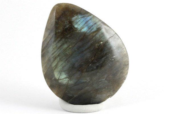 ラブラドライト 原石 磨き 66g