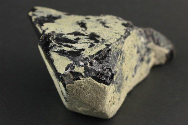 黒水晶 原石 131g