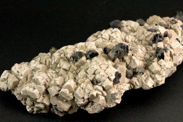 黒水晶 原石 694g