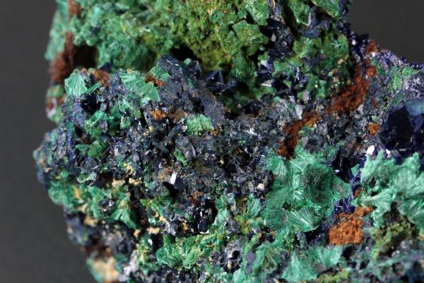 アズライト (藍銅鉱) 原石 278g