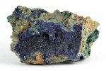 アズライト (藍銅鉱) 原石 123g