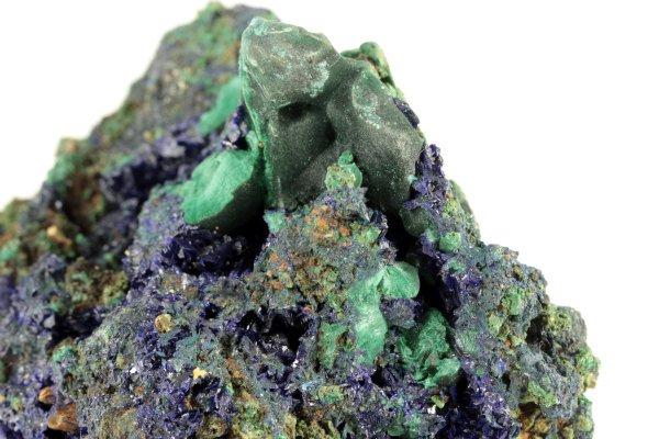 アズライト (藍銅鉱) 原石 57g