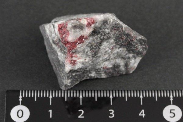 シナバー 原石 結晶 193g