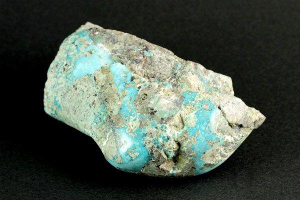 キングマン産 ターコイズ 原石 磨き 196g