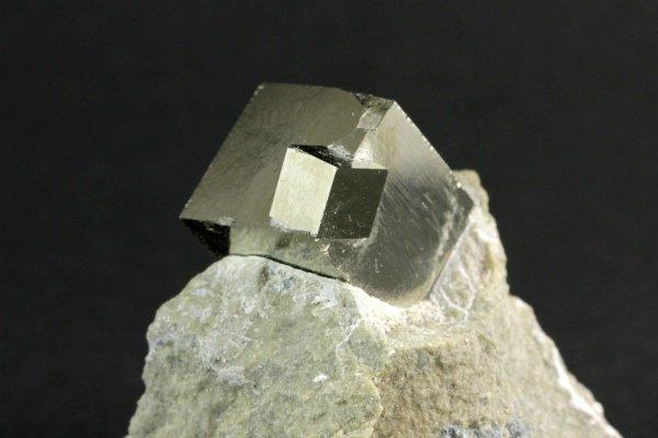 パイライト (黄鉄鉱) 原石 49g