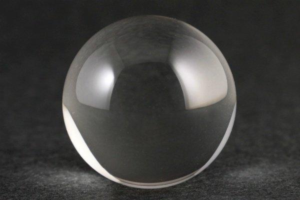 父の日 水晶 丸玉 31.8mm