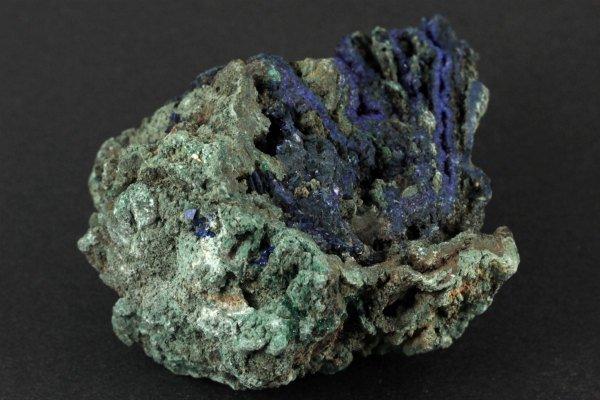 アズライト (藍銅鉱) 原石 119g