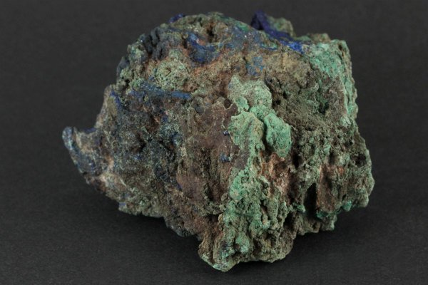 アズライト (藍銅鉱) 原石 293g