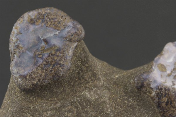 ボルダーオパール 原石 磨き 114g