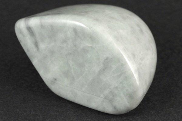 糸魚川産 黒翡翠 原石 磨き 189g