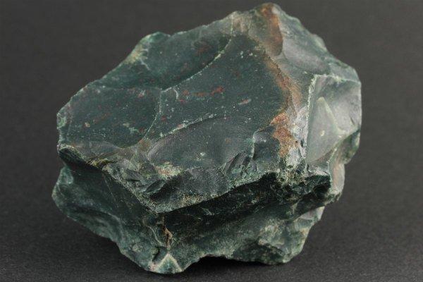 ブラッドストーン 原石 363g