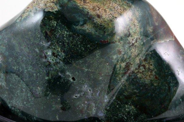ブラッドストーン 置石 1.6kg