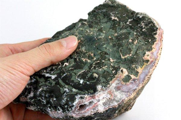 モロッコ産 カーネリアン 原石 1347g
