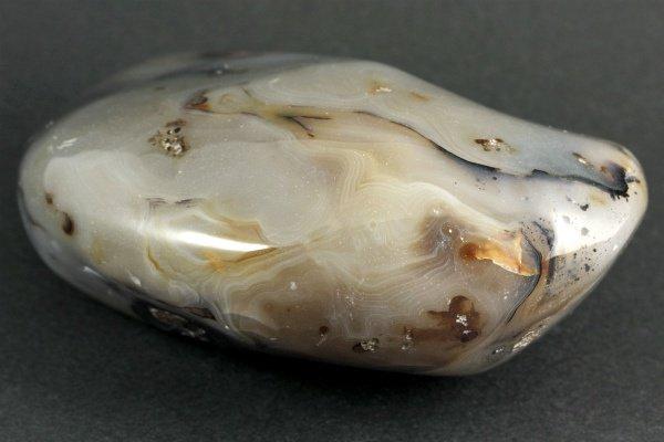 アゲート(瑪瑙) 原石 磨き 701g