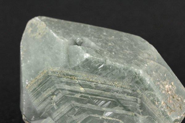 水晶 ポイント 423g
