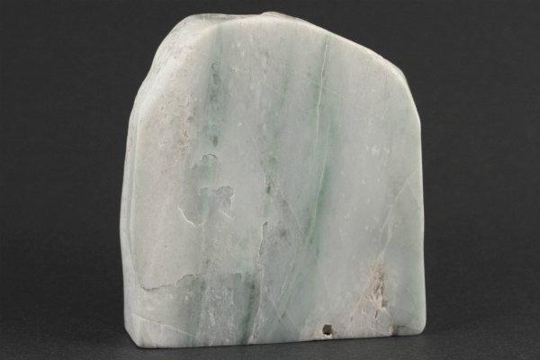 ミャンマー産 翡翠 原石 磨き 49g