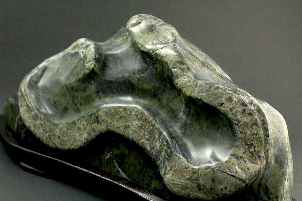 蛇紋石 (サーペンティン) 置石 4.2kg
