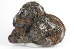 ボルダーオパール 原石 磨き 259g