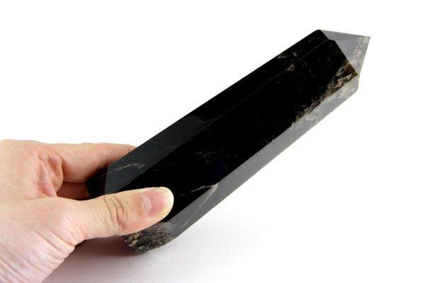 黒水晶 ポイント 540g