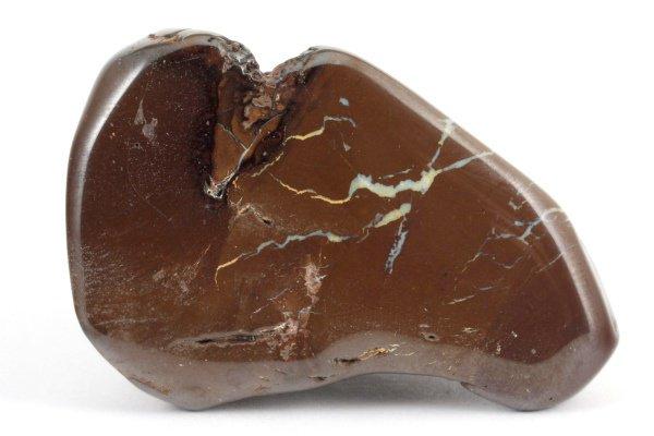 ボルダーオパール 原石 磨き 87g
