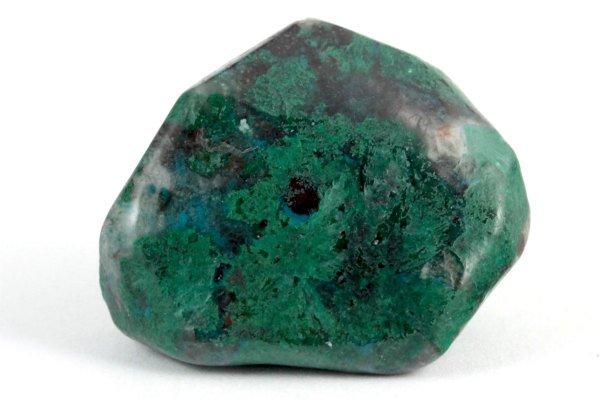 クリソコラ 原石 磨き 186g