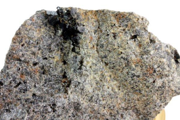 苗木産母岩付き黒水晶 原石 573g