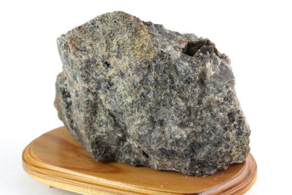 苗木産母岩付き黒水晶 原石 524g