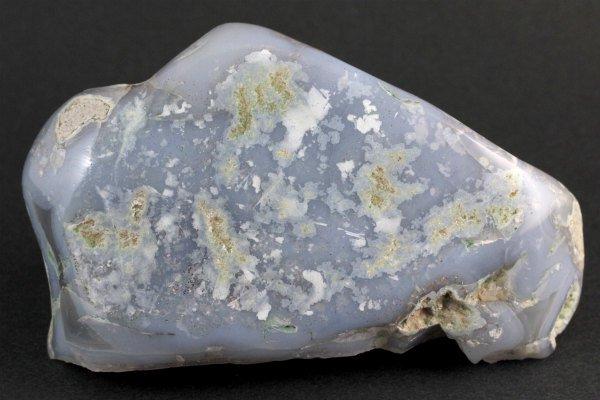 アゲート(瑪瑙) 原石 磨き 123g