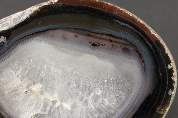 アゲート(瑪瑙) 原石 磨き 103g