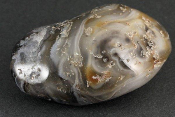 アゲート(瑪瑙) 原石 磨き 80g