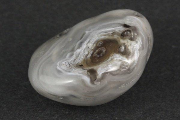 アゲート(瑪瑙) 原石 磨き 43g