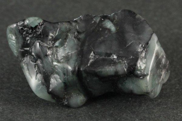 エメラルド 原石 磨き 9.0g