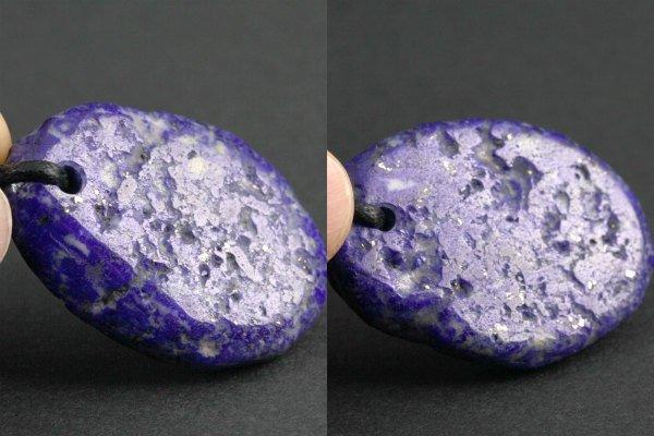 天然石ペンダント ラピスラズリ
