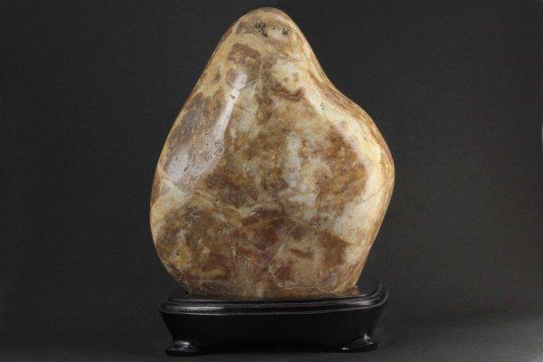 アゲート(瑪瑙) 原石 磨き 774g
