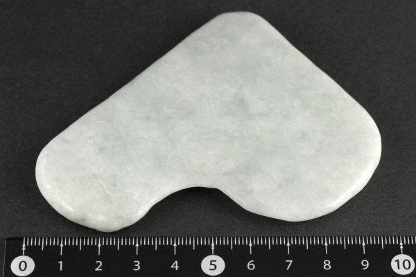 ミャンマー産 翡翠 原石 磨き 162g