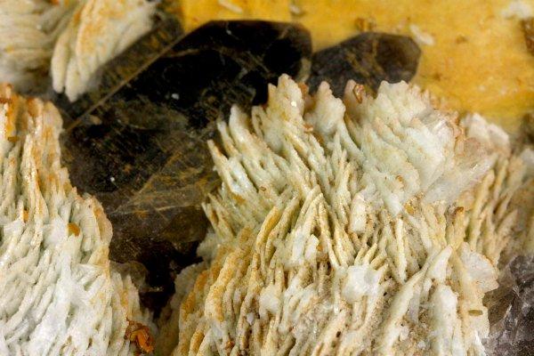 蛭川産黒水晶 原石 714g