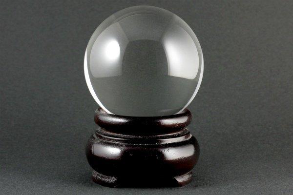 天然無垢 水晶 丸玉 65.2mm