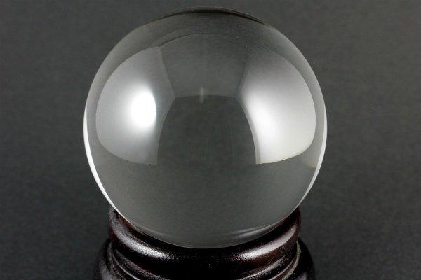 天然無垢 水晶 丸玉 65.8mm