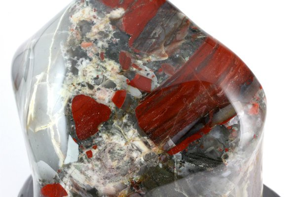 アフリカンブラッドストーン (セフトナイト) 置石 3.8kg