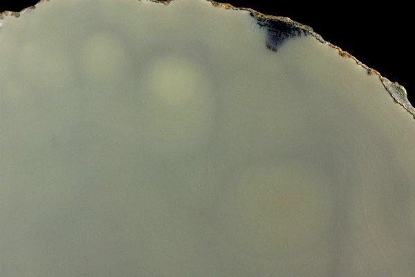 アゲート(瑪瑙) 原石 一面磨き 3kg