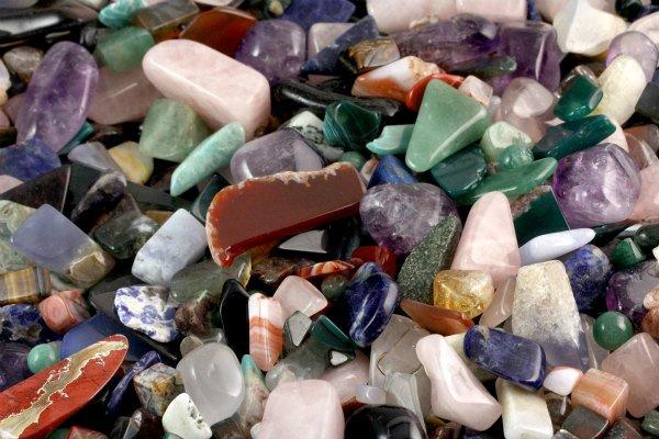 地球のカケラ ジェムストーン 5kg 〜天然石の詰め合わせ〜