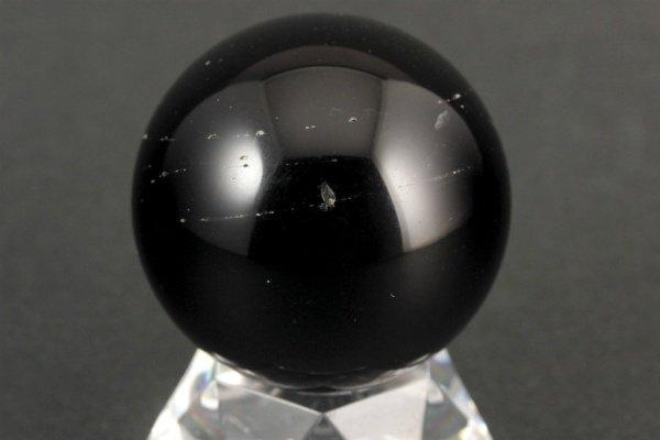 黒水晶 丸玉 36mm
