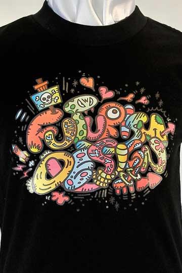 111 らくがき Tシャツ   _1
