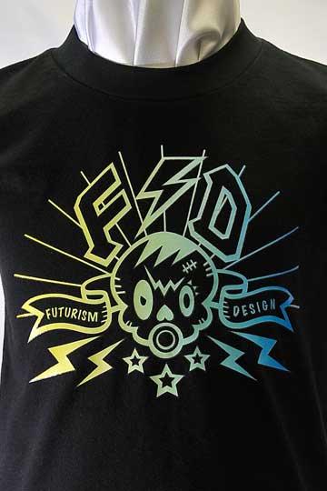 112 レインボースカル Tシャツ _1