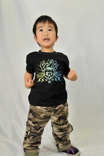 112 レインボースカル Tシャツ _3